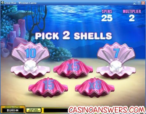 casino cabaret Slot