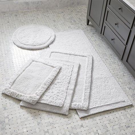 Weisse Runde Badezimmer Teppich Teppich Dekoideen Mobelideen