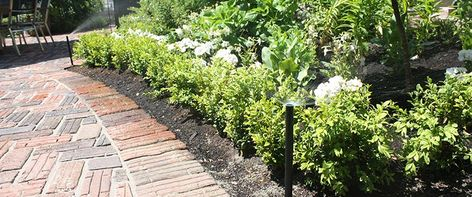 Lawn and Garden Irrigation Systems