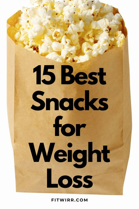 15 best snacks for weight loss. these weight loss friendly weight loss snacks are perfect for anyone looking to be healthier and to slim down. They are filling yet full of delicious foods. Weight Loss Meals, Weight Loss Smoothies, Healthy Weight Loss, Snacks For Weight Loss, Healthy Filling Snacks, Healthy Recipes, Most Filling Foods, Snack Recipes, Healthy Eating