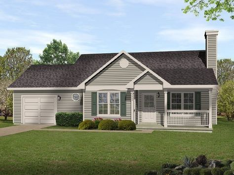 Plan 22090sl Ranch In Multiple Versions Ranch House Designs House Plans With Photos Ranch House Plans