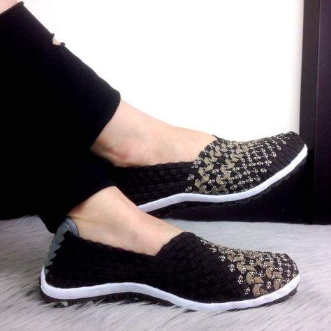 Sepatu Eliza Marvise Flats Ch6370 Trendy Import Sepatu Sepatu