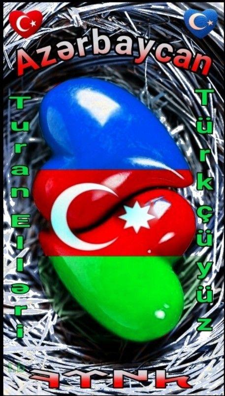 Azərbaycan Azerbaijan Flag Eye Candy Billiards