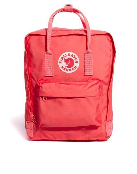 New Women Men Fjallraven Kanken 23510 Classic Backpack(#319 peach pink) | eBay