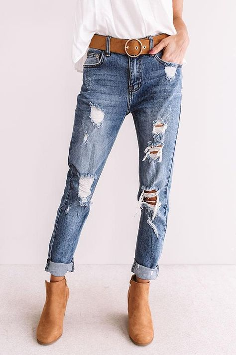 The Mason High Waist Relaxed Skinny In Dark Wash Outfit Jeans, Boyfriend Jeans Outfit, Best Boyfriend Jeans, Nike Tech, Jeans Straight Leg, Style Simple, Classy Style, Mode Jeans, Outfits