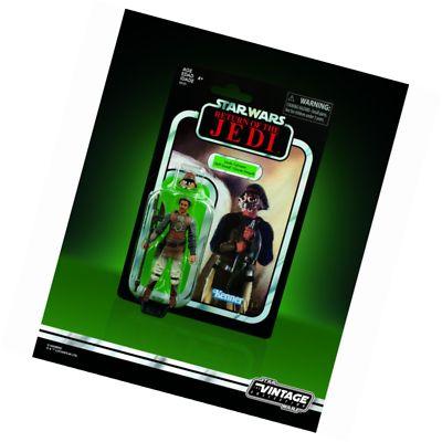 "Lando Calrissian Skiff Guard collection vintage 3.75/"" Star Wars Figure VC144"