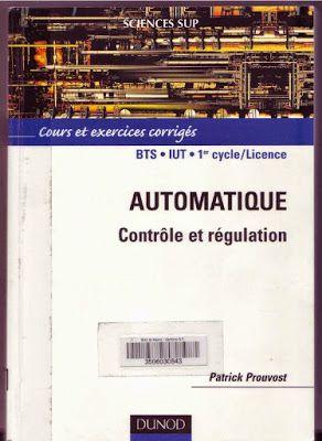 Telecharger Automatique Controle Et Regulation Cours Et