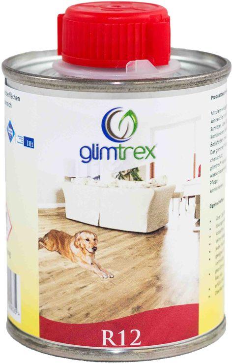 R12 - NEUHEIT!  Zusatz für Glimtrex Hartwachsöle um die Rutschhemmung R12 zu erreichen.