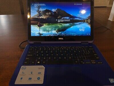 Ebay Link Ad Dell Inspiron 11 3000 Series 11 6 Inch Convertible 2 In 1 Touchscreen Laptop In 2020 Dell Inspiron Laptop Touch Screen