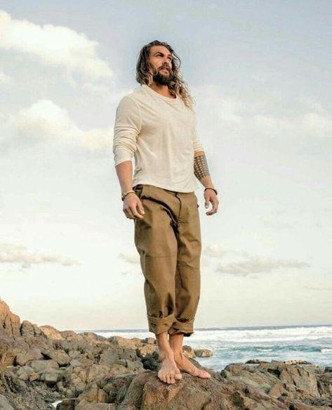 Jason Momoa: Hawaiian Jesus — thirat-atthiraride: Jason Momoaand Lisa Bonet...