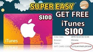 100 Free Itunes Gift Cards Free Itunes Gift Card Apple Gift Card Itunes Gift Cards