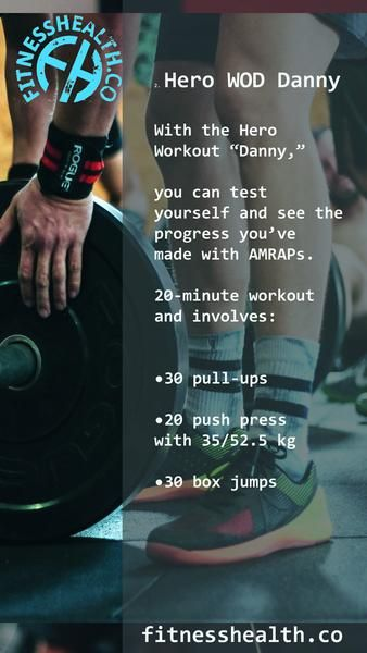 Top Crossfit 5 Amraps And How To Make Your Own Crossfit Hero Workouts Hero Workouts Wod Workout