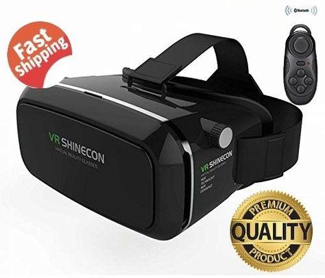 Ecoastal 2016 New Release 3D VR Virtual Reality Glasses Headset High Quality New #Ecoastal