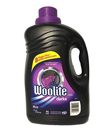 Woolite Darks Laundry Detergent 150 Oz Review Laundry
