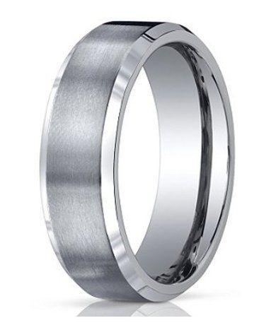 Men S Titanium Wedding Ring 7mm Just Men S Rings Weddingring Titanium Wedding Rings Titanium Wedding Band Mens Mens Wedding Rings Titanium