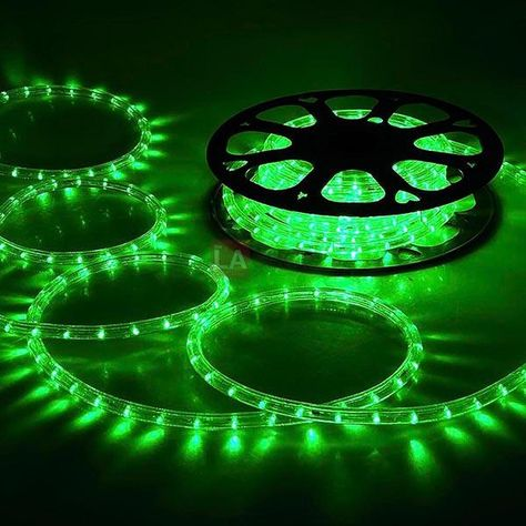 Delight 50ft Outdoor Lighting Led Rope Light W Connector Color Opt Led Rope Lights Holiday Lights