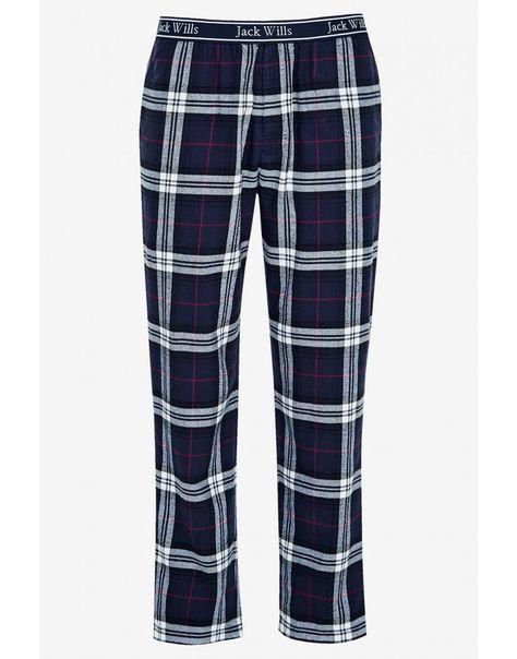 release date great deals 2017 world-wide renown Jack Wills Blakebrook Flannel Lounge Pants Men's Pyjamas ...