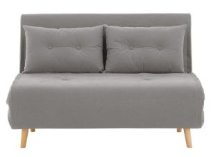 Made Butter Yellow Sofa Bed In 2020 Grey Sofa Bed Sofa Bed Small Sofa