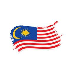 Malaysia Flag Vector Malaysia Flag Thailand Flag Flag Art