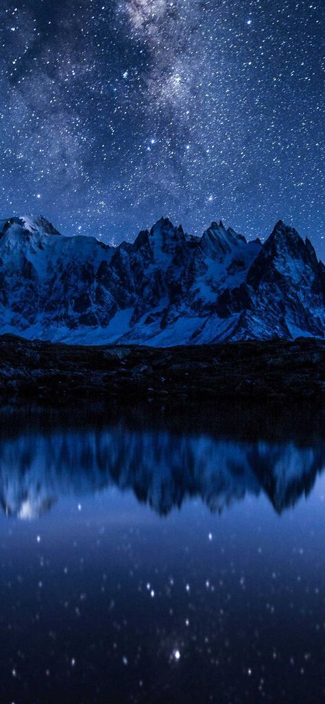Iphone Pro Wallpaper Stars mountains lake k wallpaper Hd - Best Home Design Ideas