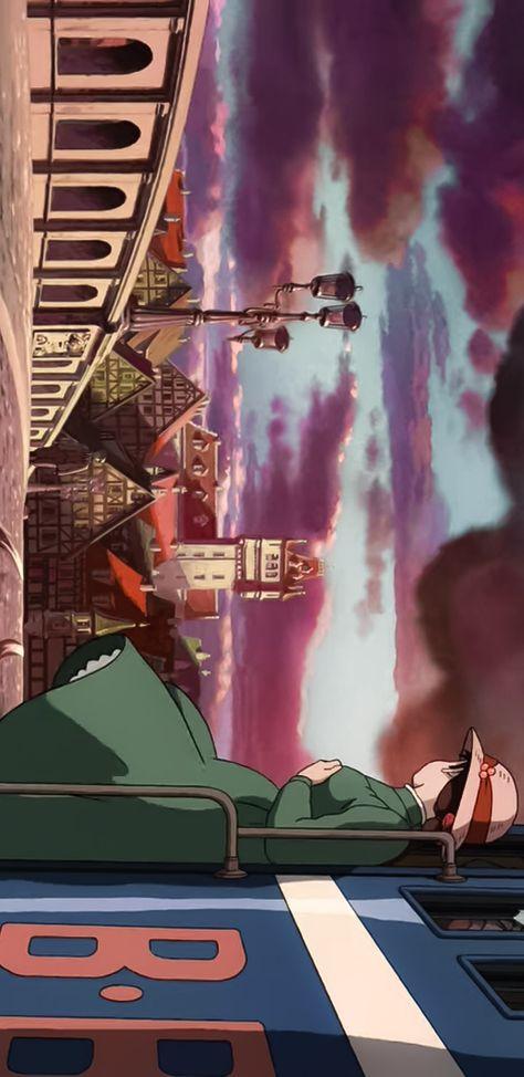𝘈𝘕𝘐𝘔𝘌 - animated castle 𝘸𝘢𝘭𝘭𝘱𝘢𝘱𝘦𝘳/𝘭𝘰𝘤𝘬𝘦𝘴𝘤𝘳𝘦𝘦𝘯