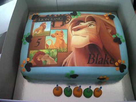 lion king cakes - Bing Images