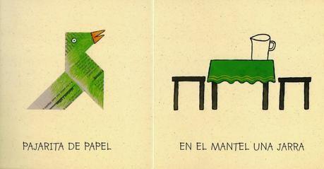 Pajarita De Papel Paperblog Sobres De Papel Cancionero Infantil Pajaritos