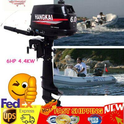 Ad Ebay Url Hangkai 2 Stroke 6hp Heavy Duty Boat Engine Outboard Motor Water Cooling 102cc In 2020 Boat Engine Outboard Motors Outboard