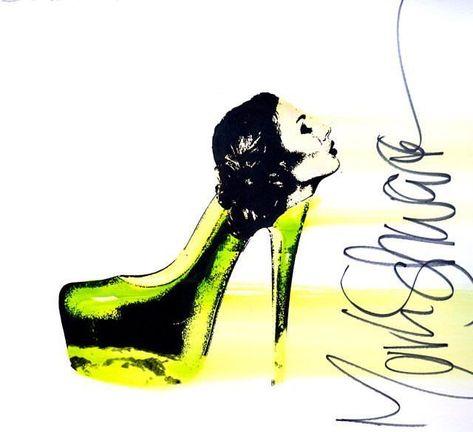 Mark Schwartz / High Heeled Art / www.highheeledart.com #ff #141 #follow4follow #instafollow #markschwartzshoes #andywarhol #rogervivier #shoes #style