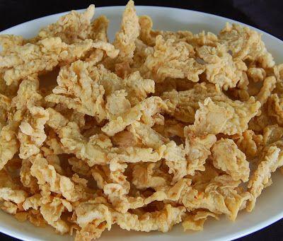 Cara Membuat Jamur Crispy Yang Gurih Dan Renyah Dunia Kuliner Nusantara Resep Jamur Makanan Enak Cemilan