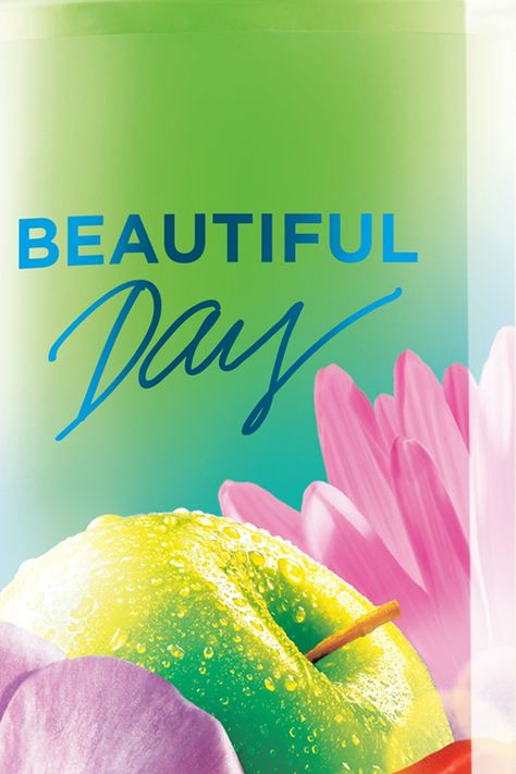 This carefree fragrance is even more beautiful than ever! #BeautifulDay