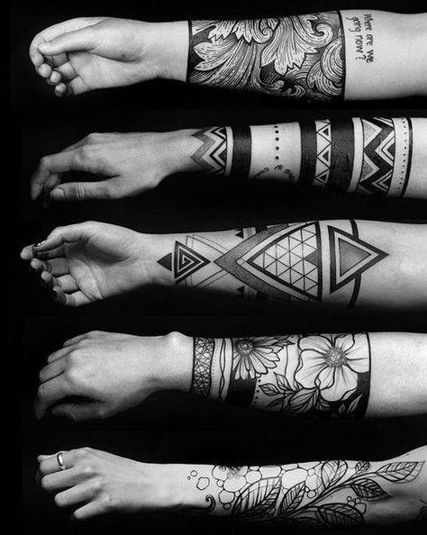 Tattoos - tattooroll.com #populargeometrictattoos