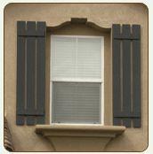 best faux exterior windows photos decoration design ideas