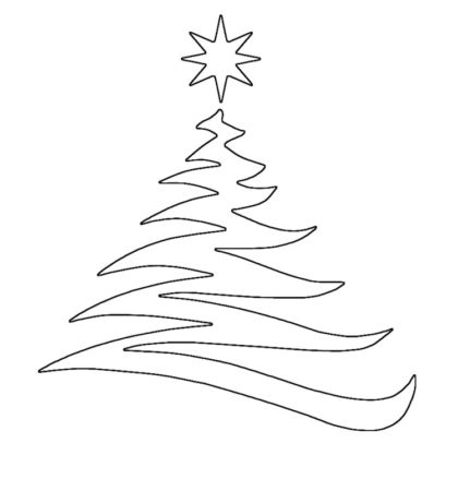 Fensterbilder Zu Weihnachten Verschiedenen Techniken Vorlagen Zum B Weihnachten Basteln Vorlagen Fensterbilder Weihnachten Basteln Weihnachtsbaum Schablone