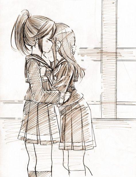 95 hình ảnh liz to aoi tori đẹp nhất  anime yuri và dễ