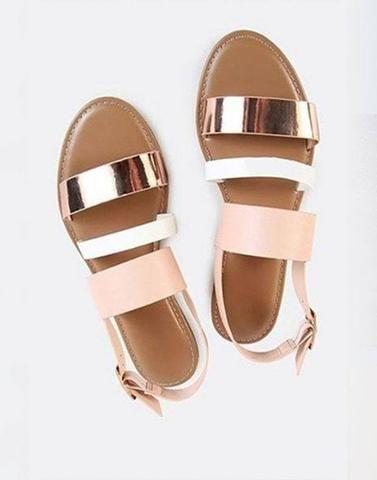 flat sandals online india
