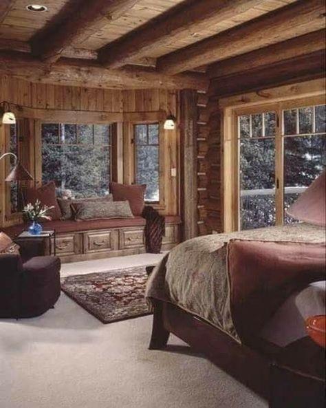 Log Cabin Bedroom Ideas Log Home Bedroom Rustic Master Bedroom
