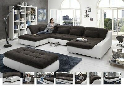Loungesofa Wohnlandschaft Sofa Couch Ecksofa Eckcouch Plansofa Spike 3 Megapol Couch Living Room Sofa Sofa Couch