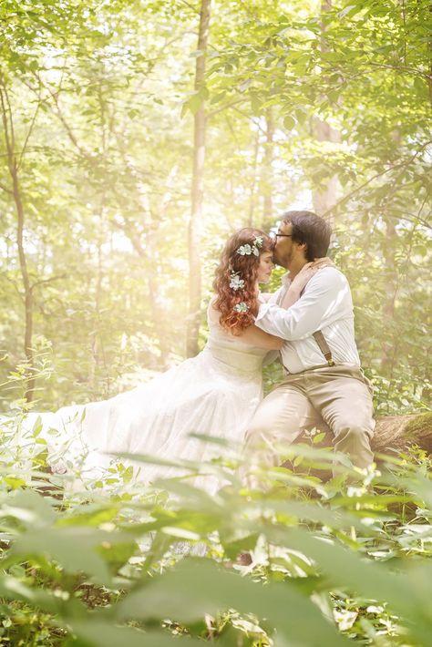 Magical Woodland Fairytale Wedding Inspiration #woodlandwedding #woodlandfairytalewedding #fairytaleinspiration #forestfairytalewedding #forestfairytale #enchantedforestfairytalewedding #enchantedforest