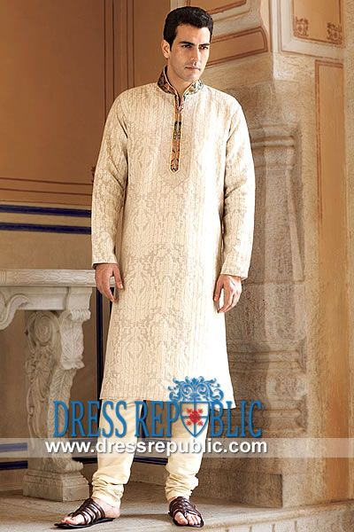 Style DRM1554 - DRM1554, Men's Kurta Designs for Sangeet, Special Occasion Kurta Designs for Men USA by www.dressrepublic.com