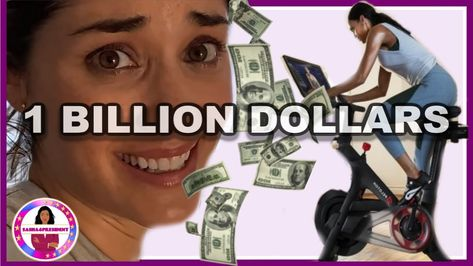 🎥 NEW VIDEO 🎥  PELOTON BIKE LOSES 1 BILLION DOLLARS AFTER HOLIDAY COMMERCIAL check it out NOW on my YouTube Channel!  #peloton #pelotonbike #pelotonbikead #exercise #exercisebike #fitness #fitnessgoals #pelotonad #pelotoncommercial #youtube #smallyoutuber #blackyoutuber #billion #billiondollars #christmas #holidays #newyearsresolution #sasha4president #youtuber #follow #followme