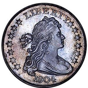 1804 Silver Dollar Coins Silver Dollar Old Coins