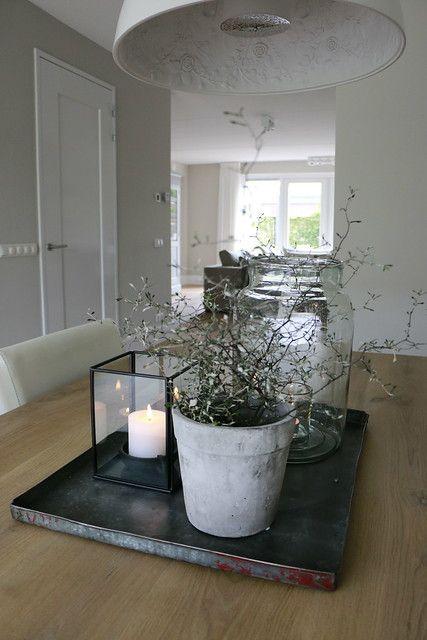 Binnenkijken Bij Linda Eettafel Decoraties Huis Ideeen