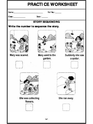 Worksheet Of Story Sequencing Story Writing Writing English Kindergarten Sequencing Worksheets Sequencing Worksheets Story Sequencing Worksheets 4th grade story sequencing worksheets