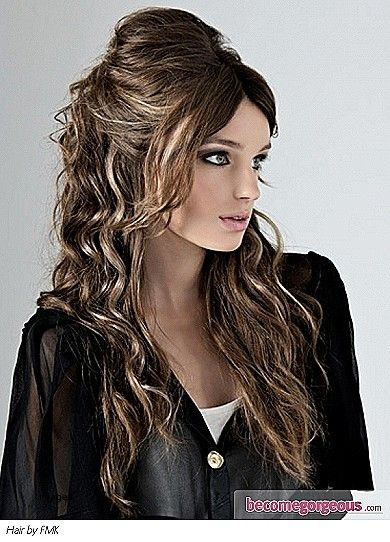 60s Hairstyles For Curly Hair Long Hair Styles Hair