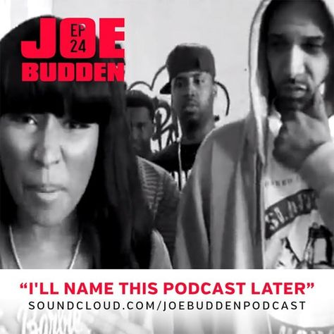 Peep This Podcast Y'all I'll Name This Podcast Later Episode 24 by The Joe Budden Podcast on SoundCloud
