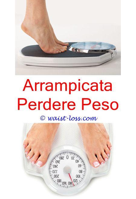 perdere arrampicata su peso
