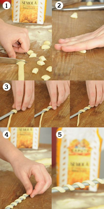 This pasta form is popular as Spirelli especially in children, because unlike ...   - Pasta -   #