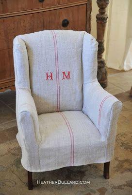 Fodere e rivestimenti per sedie e poltrone (con immagini