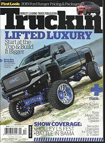 Truckin Magazine World S Leading Truck Publication Issue 2018